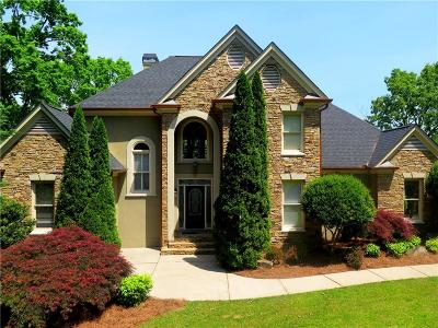 Hall County Single Family Home For Sale: 2819 Point Overlook