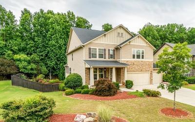 Suwanee Single Family Home For Sale: 41 Belmore Manor Drive