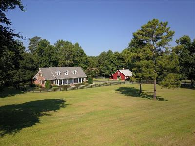 Monroe Single Family Home For Sale: 3884 Lower Tanners Bridge Road