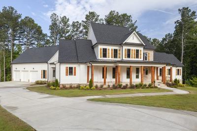 Milton Single Family Home For Sale: 200 Von Lake Court