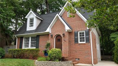 Atlanta Single Family Home For Sale: 556 Harold Avenue NE