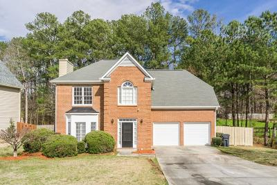 Powder Springs Single Family Home For Sale: 3428 N Cook Road