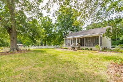 Hiram Single Family Home For Sale: 860 Morris Road