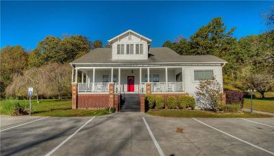 Ellijay Single Family Home For Sale: 60 Old Hwy. 5 South