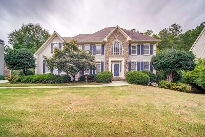 Powder Springs Single Family Home For Sale: 819 Weeping Willow Drive