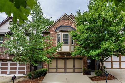 Peachtree Corners, Norcross Condo/Townhouse For Sale: 3129 Rock Port Circle