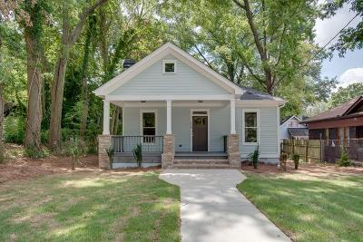 Single Family Home For Sale: 1076 Lucile Avenue SW