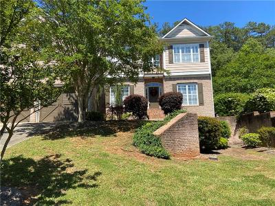Cartersville Single Family Home For Sale: 464 Waterford Drive