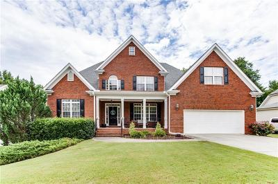 Buford Single Family Home For Sale: 2510 Representative Way