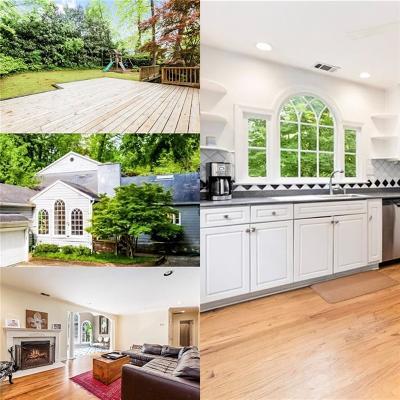 Atlanta Single Family Home For Sale: 246 Camden Road NE
