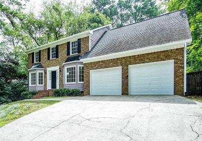 Duluth Single Family Home For Sale: 4030 Howell Ferry Road