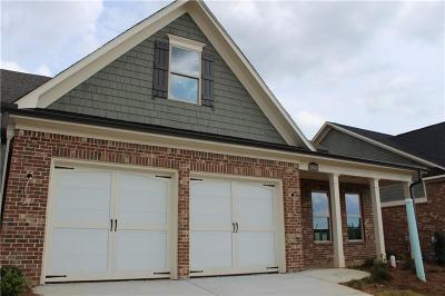 Suwanee Condo/Townhouse For Sale: 5635 Ansley Ridge E #70