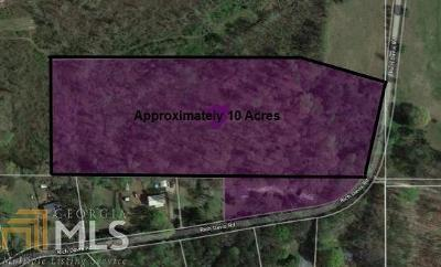Paulding County Residential Lots & Land For Sale: 970 Rich Davis Road