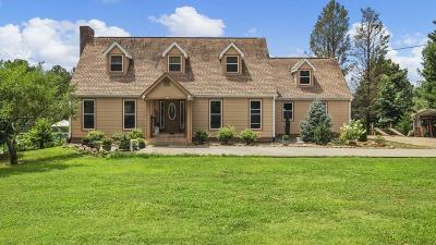 Alpharetta Single Family Home For Sale: 4945 Morton Road