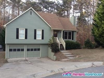 Bartow County Rental For Rent: 325 Arapaho Drive SE