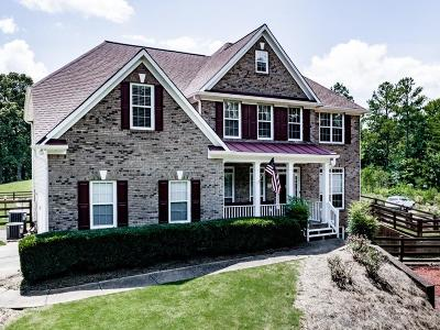 Ball Ground Single Family Home For Sale: 204 Preserve Court
