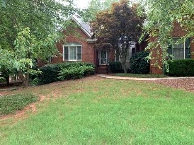 Powder Springs Single Family Home For Sale: 4804 Hopeton Drive