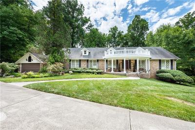Cobb County Single Family Home For Sale: 1644 Shamrock Trail SE