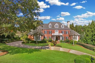 Johns Creek Single Family Home For Sale: 1021 Cherbury Lane