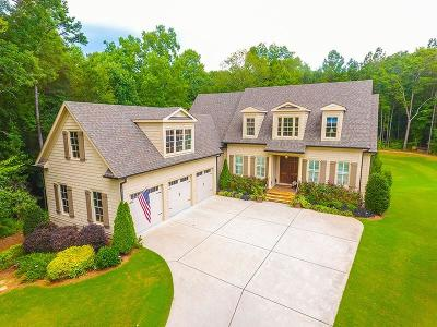 Fayetteville Single Family Home For Sale: 475 Woodward Drive