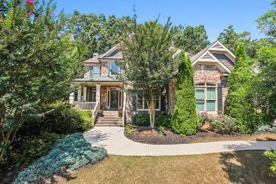 Acworth Single Family Home For Sale: 6288 Fernstone Trail