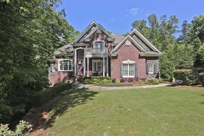 Atlanta Single Family Home For Sale: 8222 Hewlett Road