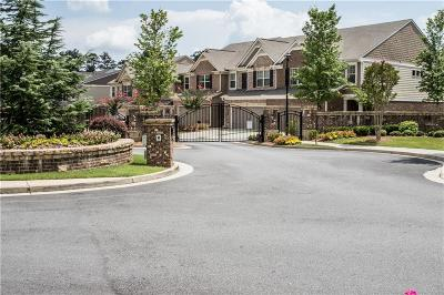 Alpharetta Condo/Townhouse For Sale: 11692 Davenport Lane
