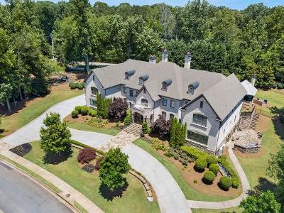 Roswell Single Family Home For Sale: 5005 Heatherwood Court