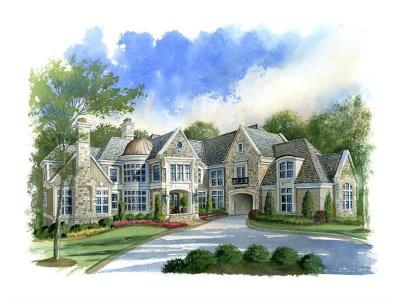 Milton Single Family Home For Sale: Cedar Ridge Drive
