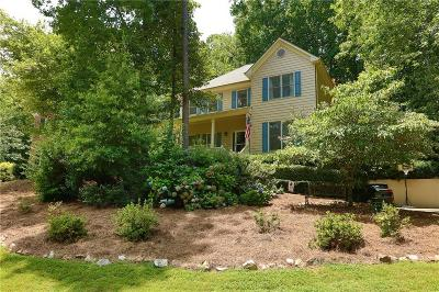 Woodstock Single Family Home For Sale: 602 Chase Trail