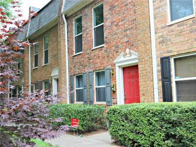 Sandy Springs Condo/Townhouse For Sale: 165 N River Drive #C