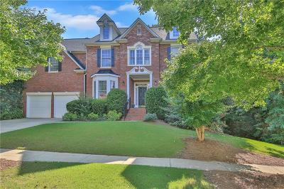 Kennesaw Single Family Home For Sale: 729 Registry Run NW