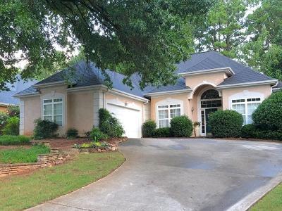 Stockbridge Single Family Home For Sale: 118 Golf Terrace Drive