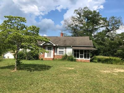 Rockmart Single Family Home For Sale: 2135 Bellview Road