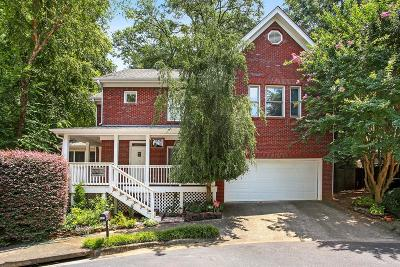 Decatur Single Family Home For Sale: 111 Cottonwood Place
