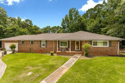 Fayetteville Single Family Home For Sale: 117 Muse Road