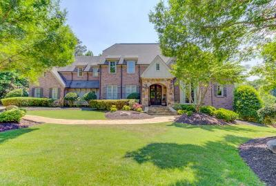 Suwanee Single Family Home For Sale: 1022 Little Darby Lane