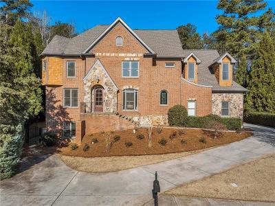 Suwanee Single Family Home For Sale: 3272 Heathchase Lane