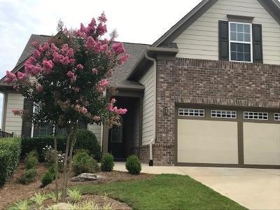 Gainesville Single Family Home For Sale: 3522 Blue Cypress Cove SW