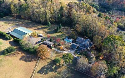 Dawson County Single Family Home For Sale: 611 Elliott Road