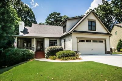 Acworth Single Family Home For Sale: 221 Abernathy Way