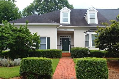Peachtree Corners, Norcross Condo/Townhouse For Sale: 6180 Forest Hills Drive