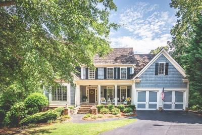 Dawsonville Single Family Home For Sale: 16 Scarlet Oak Circle