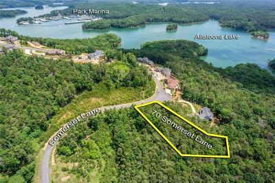 Cartersville Residential Lots & Land For Sale: 70 Somerset Lane