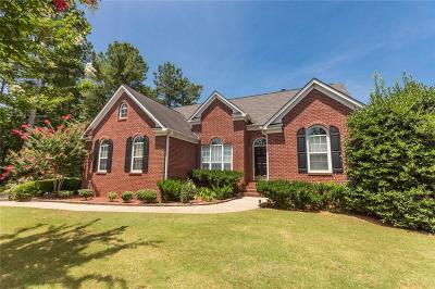 Grayson Single Family Home For Sale: 480 Flowering Trail Trail