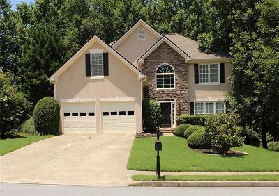 Barrow County, Forsyth County, Gwinnett County, Hall County, Newton County, Walton County Single Family Home For Sale: 1460 Woodpoint Way