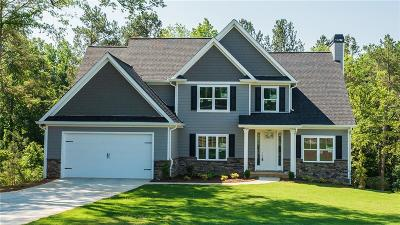 Gainesville Single Family Home For Sale: 5080 Odum Smallwood