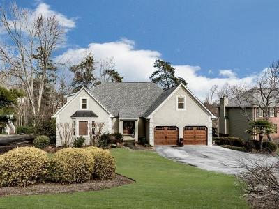 Marietta Single Family Home For Sale: 4510 North Slope Circle