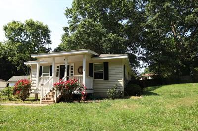 Flowery Branch Single Family Home For Sale: 3538 Browning Drive
