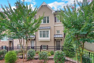 Chastain Park Condo/Townhouse For Sale: 4000 Chastain Preserve Way